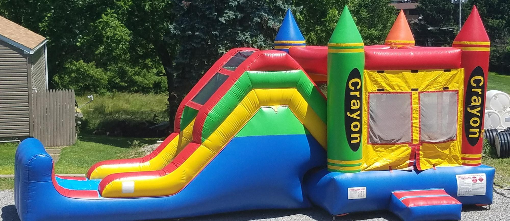 T&P Party Rentals, INC. Bounce Houses